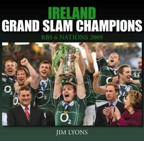 Ireland, Grand Slam Champions 2009 por Jim Lyons
