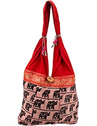 Stylish Women's Printed Shoulder Bag (Multi-colored) For Women / Girls / Ladies By Shop Frenzy