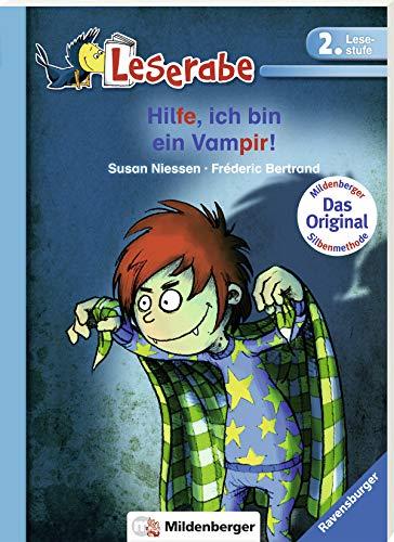 Hilfe, ich bin ein Vampir! (Leserabe mit Mildenberger Silbenmethode)