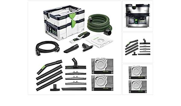 Festool D27//D36K-RS Plus Multi-Revêtement de sol pour aspirateur-Kit de nettoyage