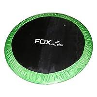 "Fox Fitness Shd-60 Trambolin 60"" Oxford Kumaşlı - Yeşik, Unisex, Yeşil/Siyah, Tek Beden"