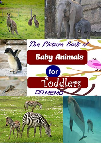 Baby Animals for Toddlers (SUPER TODDLERS 3) (English Edition) ()
