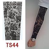 zivilverwalter hochwertiges Old School Stil temporäre Fake Rutschen auf Tattoo Arm Sleeve TS32Handy neuen Farben