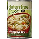 Soup Chicken Noodle 15 Ounces (Case of 6) by Gluten Free Cafe