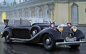 ICM 35533 - 1/35 Typ 770K (W150) Tourenwagen. WWII Leader Car