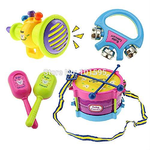 readycor-tm-5-x-set-musikinstrument-spielen-typ-kits-educational-entwickeln-toys-drum-handglocke-tro