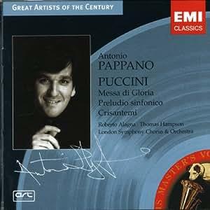 Puccini: Messa di Gloria, Preludio sinfonico & Crisantemi