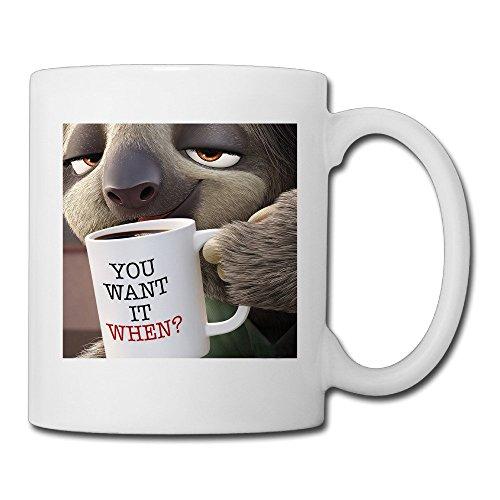 Photo Mugs Image Flash Mug Zootopia Funny Cool Mug