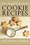 101 Quick & Easy Cookie Recipes (English Edition)