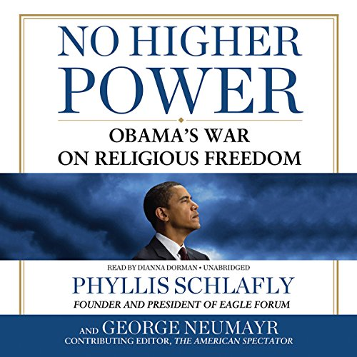 No Higher Power  Audiolibri