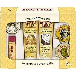 Burt's Bees Probierset Tips & Toes, 6er Pack (1 x 6 Stück)
