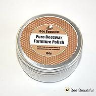 Bee Beautiful Pure Beeswax Furniture Polish : 100g