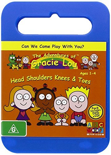 Preisvergleich Produktbild Head Shoulders Knees & Toes by Adventures of Gracie Lou Vol.2