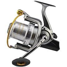 Penn Surfblaster 7000 - Carrete de spinning (13 kg), color plateado