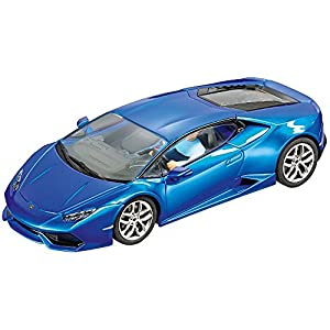 Carrera Evolution - Lamborghini Huracán LP 610-4, Color Azul (20027514)