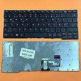 kompatibel für Lenovo Ideapad Yoga 300-11IBR DEUTSCHE - Tastatur Keyboard Ohne Rahmen