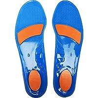 talarmade Footmedics Full Länge Sports Training, Gel Schmerzlinderung Fuß Einlegesohlen–Kleine UK3–4(EU37–38) preisvergleich bei billige-tabletten.eu