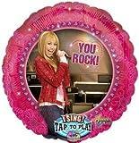 Hannah Montana Mylar Foil Singing Balloon (1ct)