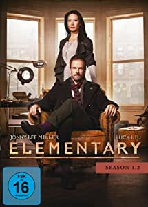 Elementary Season 1.2 [3 DVDs]