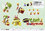 Parches de tela - 3DS Poochy and Yoshi's Woolly World - [Edizione: Spagna]