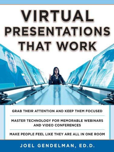 Virtual Presentations That Work (English Edition)