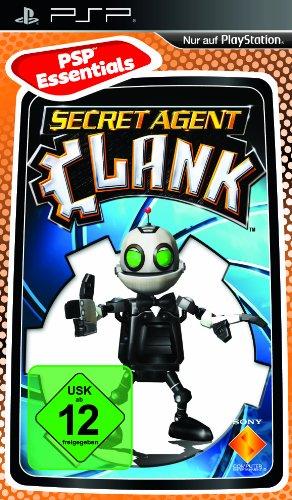 Secret Agent Clank [Essentials] - [Sony PSP]