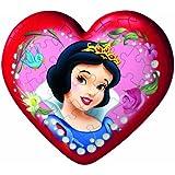 Ravensburger 12058 - Disney Princess - 54 Teile Herz puzzleball® (sortierte)
