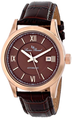 Lucien Piccard Men's LP-12392-RG-04