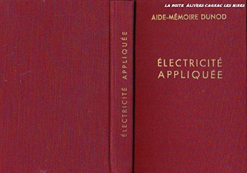 Aide Mmoire Dunod, lectricit Applique
