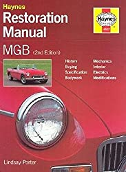 [MGB Restoration Manual] (By: Lindsay Porter) [published: January, 1999]