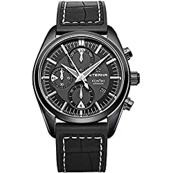 Eterna–Reloj de pulsera hombre kontiki Cronógrafo Fecha Analógico Automático 1241.43.41.1306