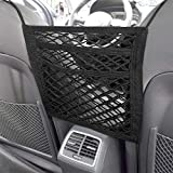 Auto Trash Can Garbage Auto Bag per Trash Garbage Bag Your con sedile posteriore Hanging Design Car Hanging Folding Leather Magnetic Interior Custodia impermeabile in pelle General Model