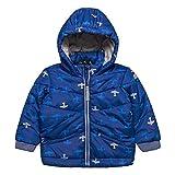 ESPRIT KIDS Baby-Jungen Jacke RM4203209, Blau (Ocean 402), 74