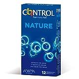 Control Adapta Nature Preservativi Maschili - 12 Pezzi