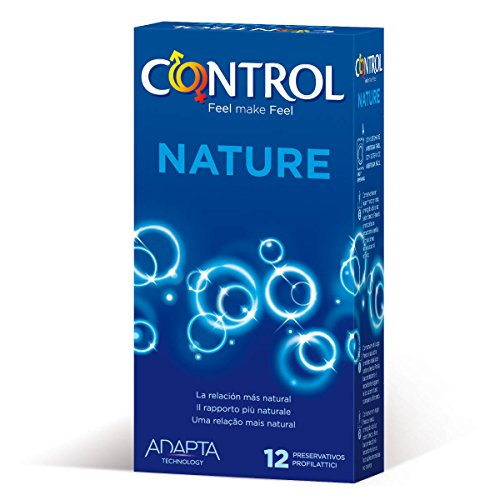 Control Nature Preservativos - Pack 12 preservativos