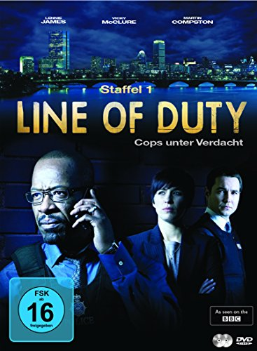 Line of Duty - Cops unter Verdacht, Staffel 1 [2 DVDs] W/2 Lines