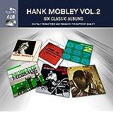 6 Classic Albums [Audio CD] Hank Mobley