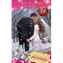 Marry-Me Christmas (Mills & Boon Romance) (A Bride for All Seasons, Book 4)