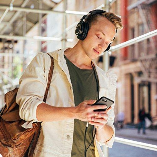 Audio Technica ATH-M50x DJ-Kopfhörer für Studio - 4