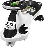 #4: PrimeKart Panda Baby Wheel Magic Toy Car - Black & White
