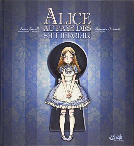 Alice au pays des merveilles par Lewis Carroll