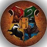 Fondant Tortenaufleger Tortenbild Geburtstag Harry Potter N10