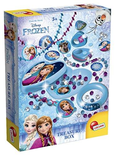 Lisciani - Set de joyas Frozen (Colorbaby 42671)