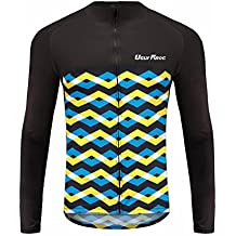 Uglyfrog #35 2017 Manga larga Maillot Ciclismo De Hombre Winter with Fleece Ropa De Triatlon Transpirables Winter with Fleece