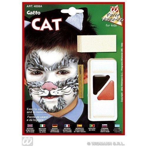 Schminkset Tiere für Kinder Katze