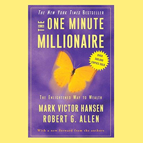 The One Minute Millionaire  Audiolibri