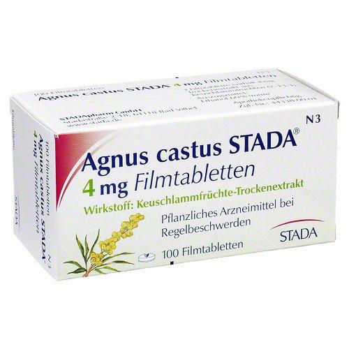 Agnus castus STADA, 100 St. Filmtabletten -