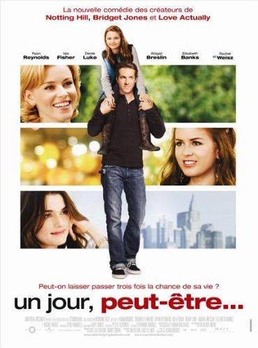 Definitely, Maybe Plakat Movie Poster (27 x 40 Inches - 69cm x 102cm) (2008) French