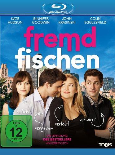 Fremd Fischen [Blu-ray]