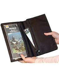 TREKKING-Pochette de voyage organiser-Porte documents-2210-Noir